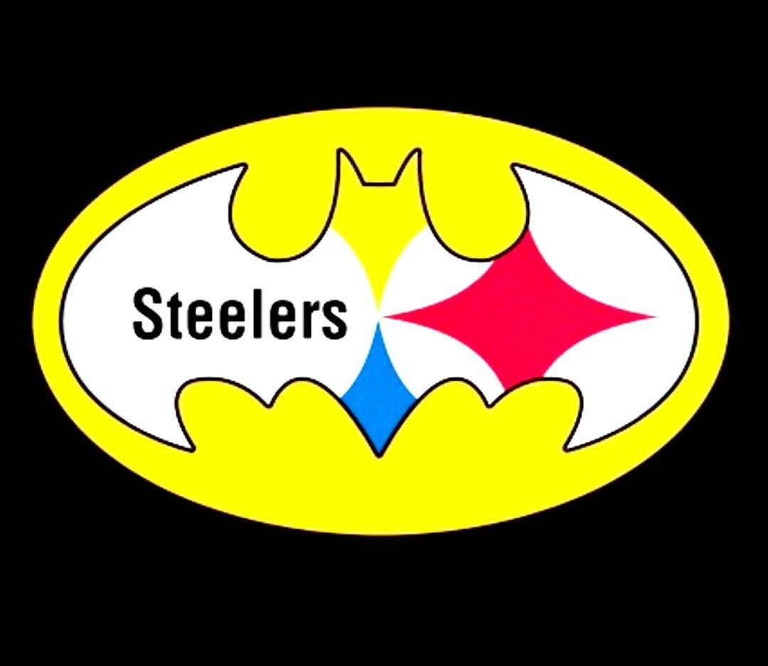 Pittsburgh Steelers Superman Logo Pin by Rebecca Harris On R I P Mikaylin 1 Steelers Fan