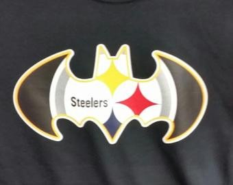Pittsburgh Steelers Superman Logo Unavailable Listing On Etsy