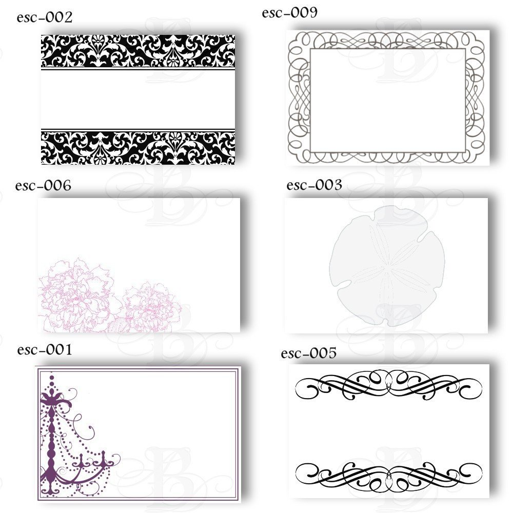 Place Card Template Free 19 Elegant & Fun Printable Place Cards