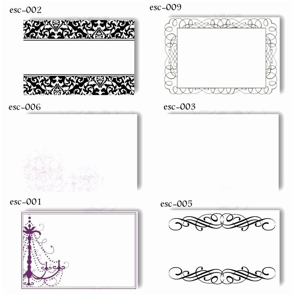 Place Card Template Word 9 Table Place Cards Template Word Rawoz