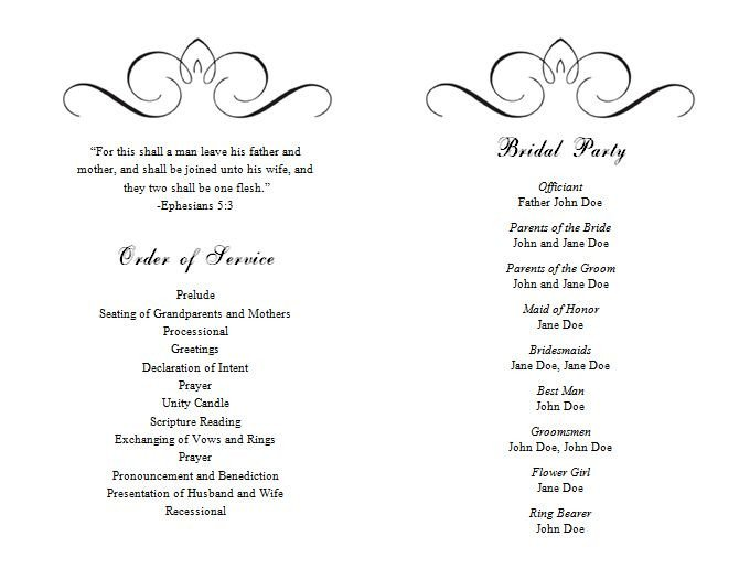 Play Program Template Word Best 25 Wedding Program Templates Ideas On Pinterest