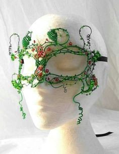 Poison Ivy Eye Mask Template Printable Lace Masquerade Mask Template Google Search