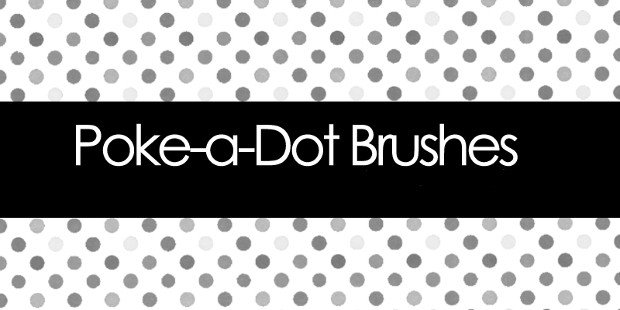 165 Dot shop Brushes Free ABR Format Download