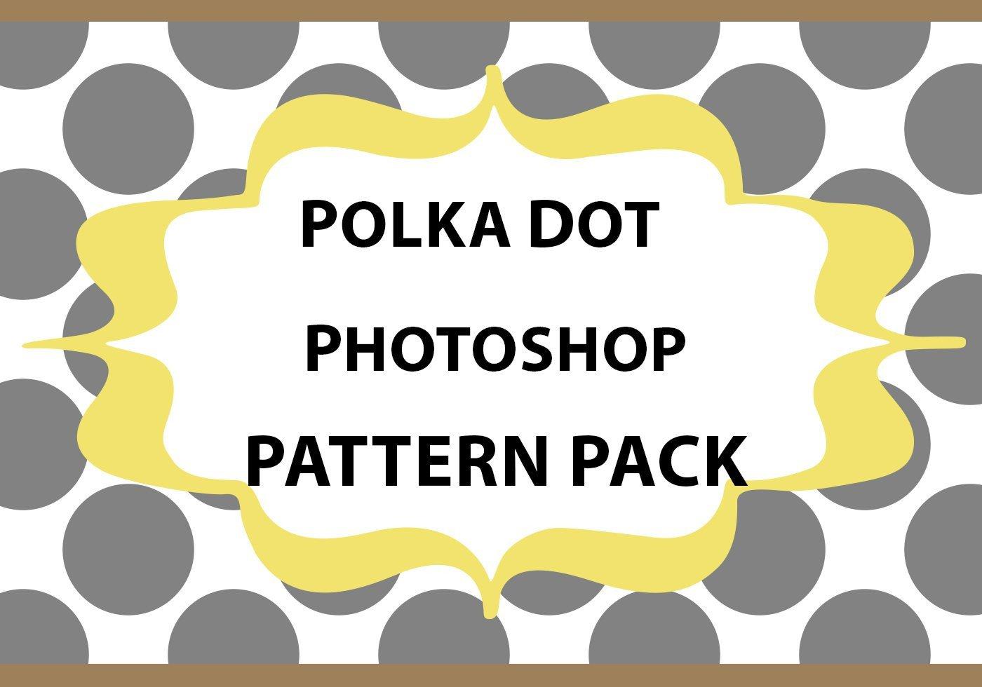 Polka Dot Brush Photoshop Polka Dot Pattern