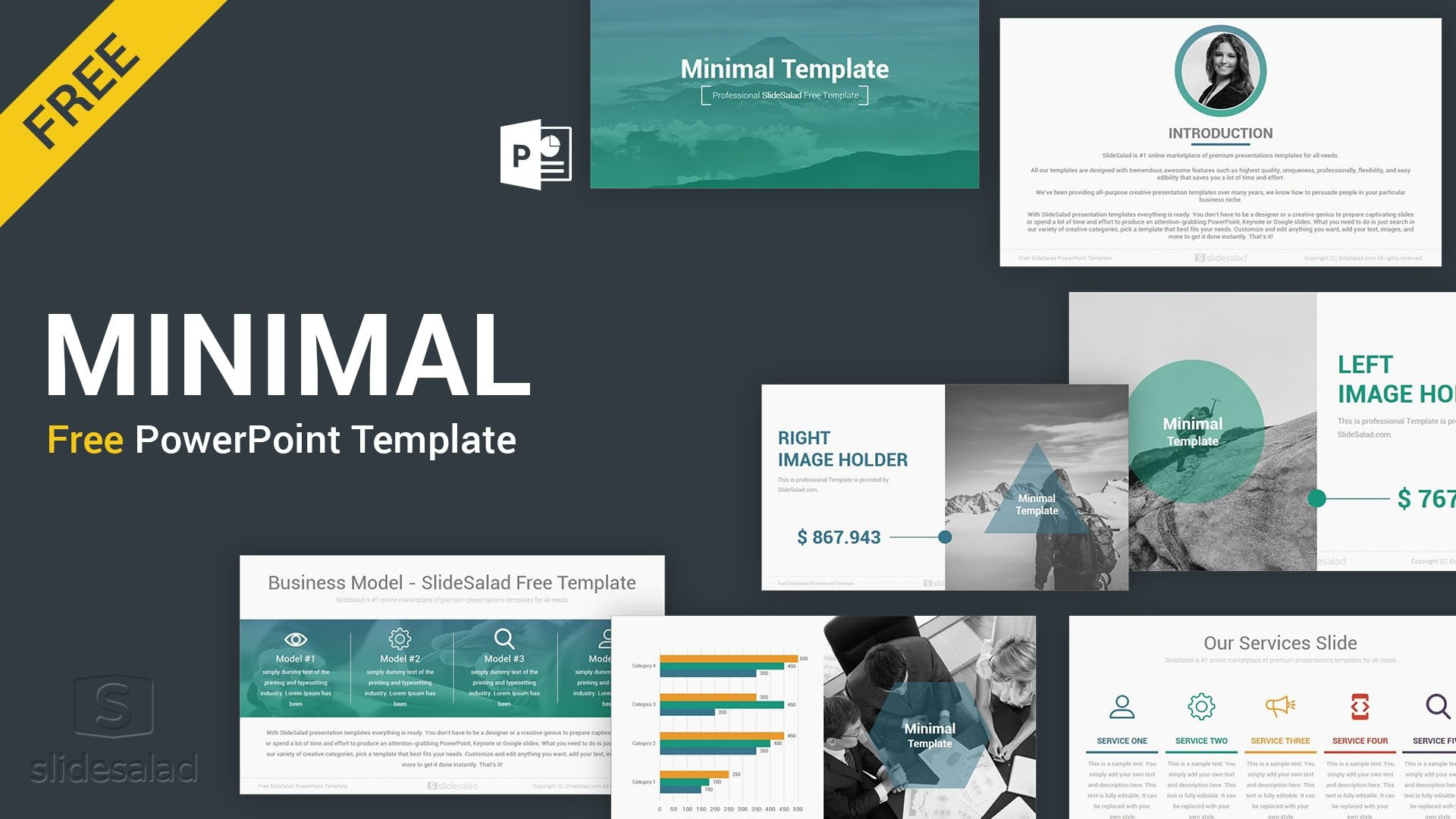 Ppt Presentation Template Free Best Free Presentation Templates Professional Designs 2019