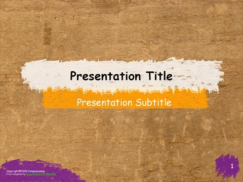 Ppt Presentation Template Free Free Powerpoint Templates