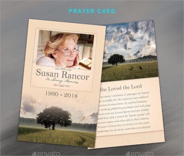 Prayer Card Template Free 8 Prayer Card Templates Psd Ai Eps