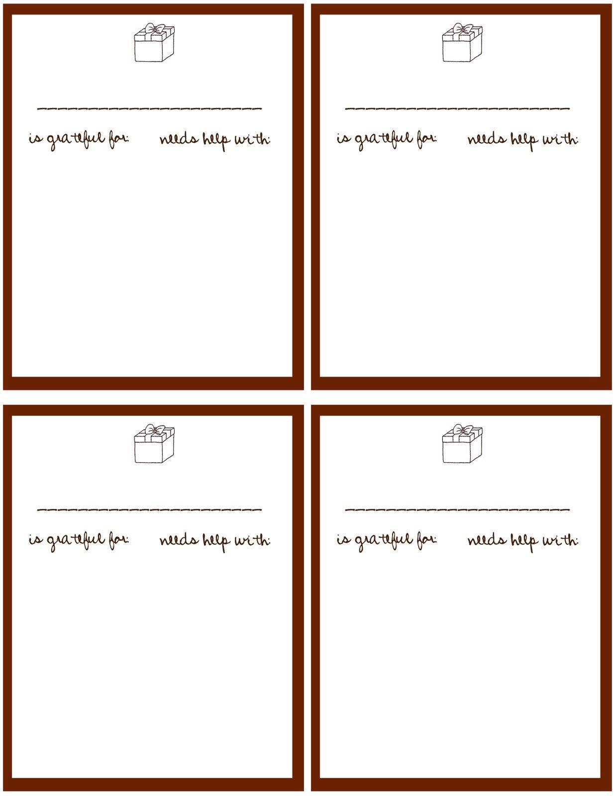 Prayer Card Template Free Amber S Notebook Daily Prayer Cards Printable