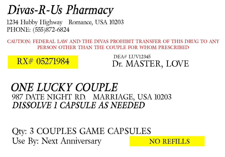 Prescription Bottle Label Generator Fake Prescription Generator – Emmamcintyrephotography