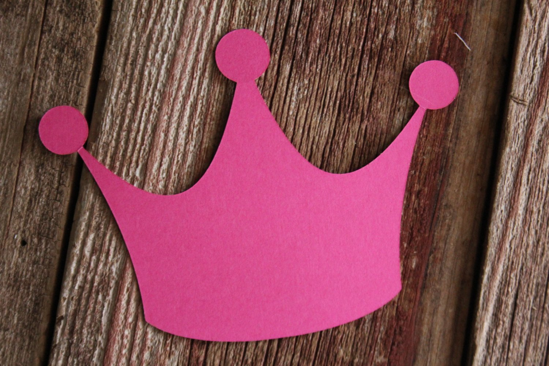 Princess Crown Cut Out Large Paper Crown Crown Cut Out Princess Crown Paper