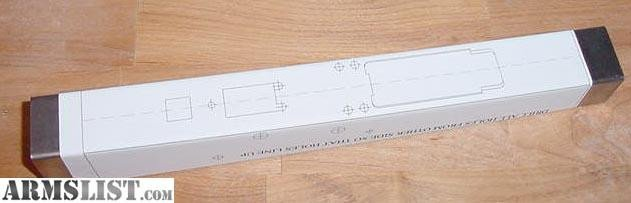Printable Ak 47 Receiver Template Armslist for Sale Ak 47 74 Bent Blank Receiver with