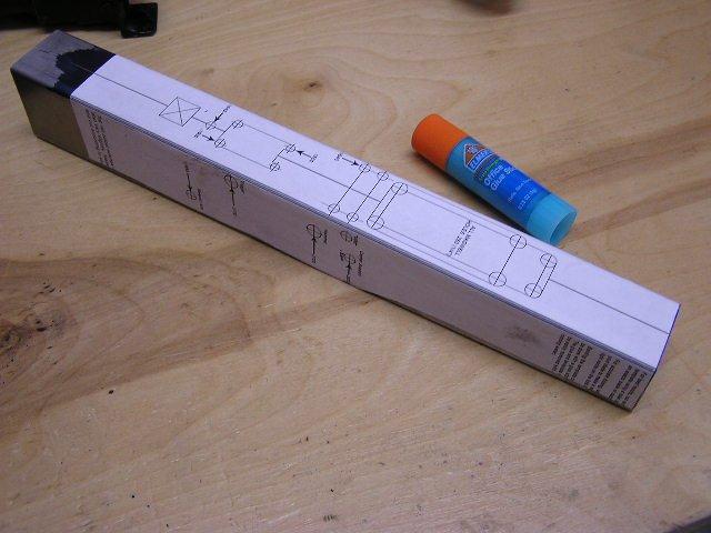 Printable Ak 47 Receiver Template Cncgunsmithing Ak47
