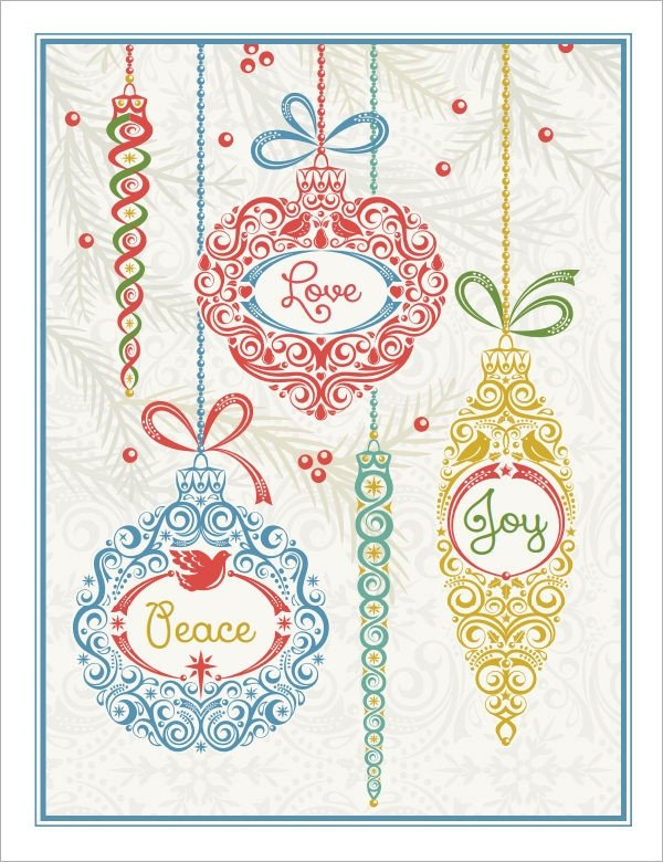 Printable Greetings Cards Templates 9 Greeting Card Templates