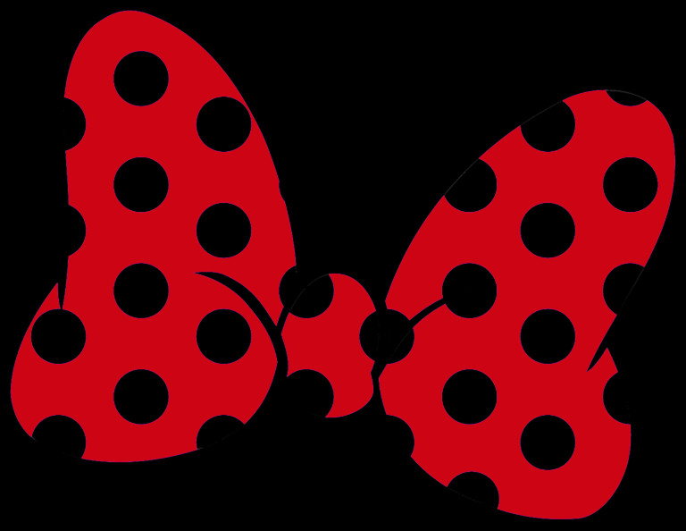 Printable Minnie Mouse Bow Minnie Heads and Bows Free Printables