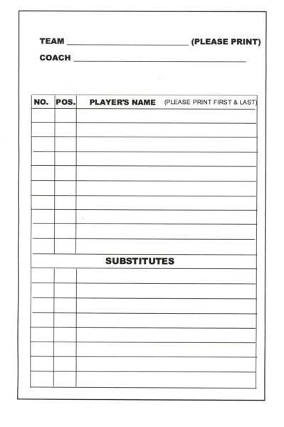 Printable softball Lineup Cards World Series Game 3 Lineups Cardinals Vs Rangers