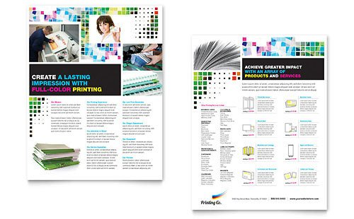 Product Sell Sheet Template Free Sales Sheet Template Microsoft Word & Publisher