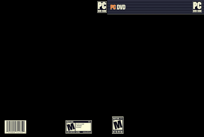 Ps2 Cover Template Pc 3d Box Template