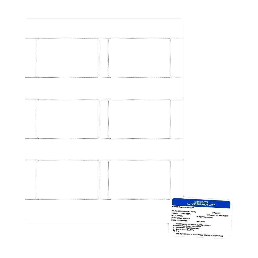 Punch Card Template Word Punch Card Template
