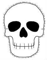 Easy Halloween Skeleton Craft M Magazine