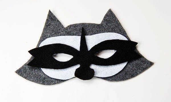 Raccoon Mask Printable Free Raccoon for Kids Download Free Clip Art