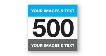 Race Bib Template Free Word Race and event Numbers