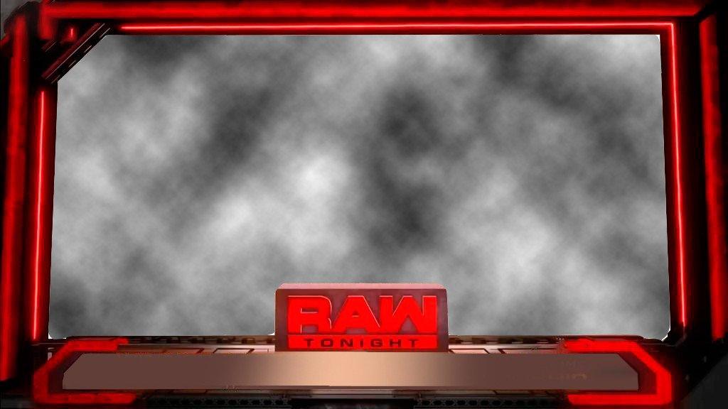 RAW Match Card Template CUSTOM by TheOrangeGob321 on