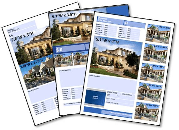 Real Estate Flyer Template Free top 25 Real Estate Flyers & Free Templates