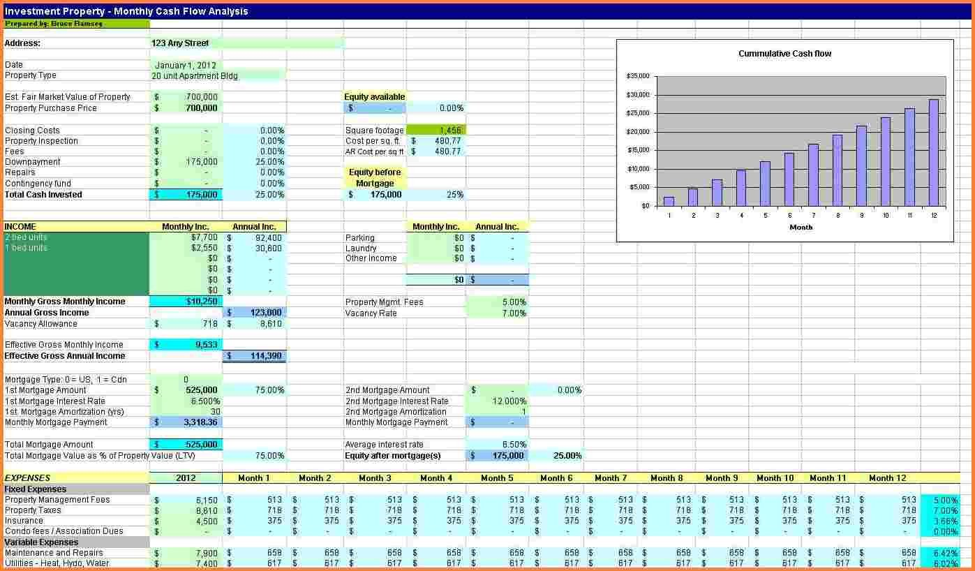 Real Estate Spreadsheet Templates 5 Real Estate Agent Expense Tracking Spreadsheet