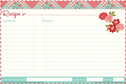 Recipe Book Template Word 13 Recipe Card Templates Excel Pdf formats