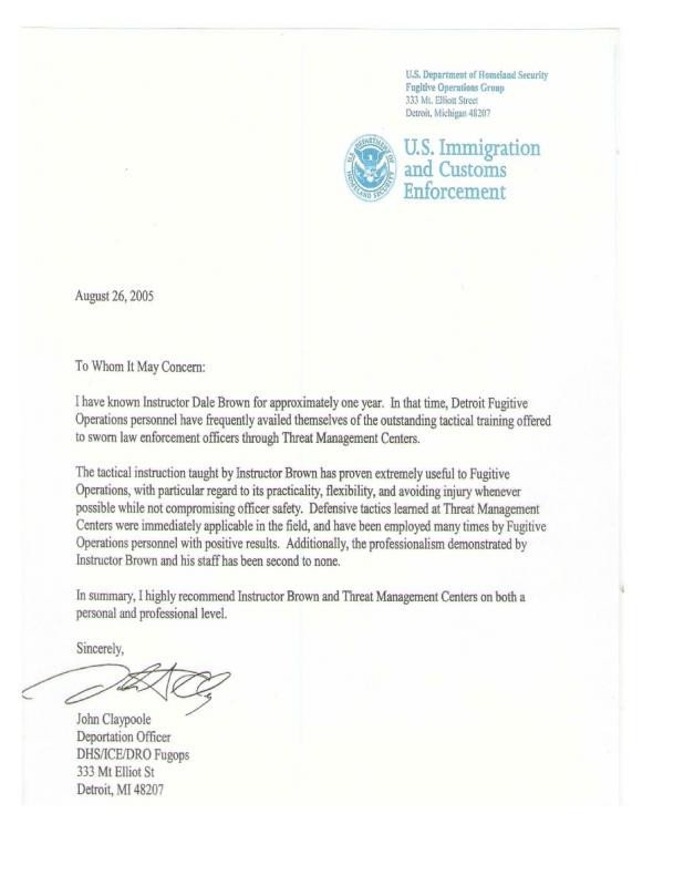 Recommendation Letter for Immigration Letter Re Mendation for Immigration