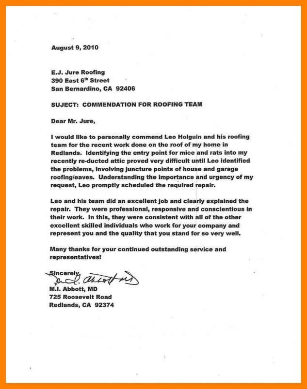 Relationship Support Letters Immigration Letter Support for Immigration