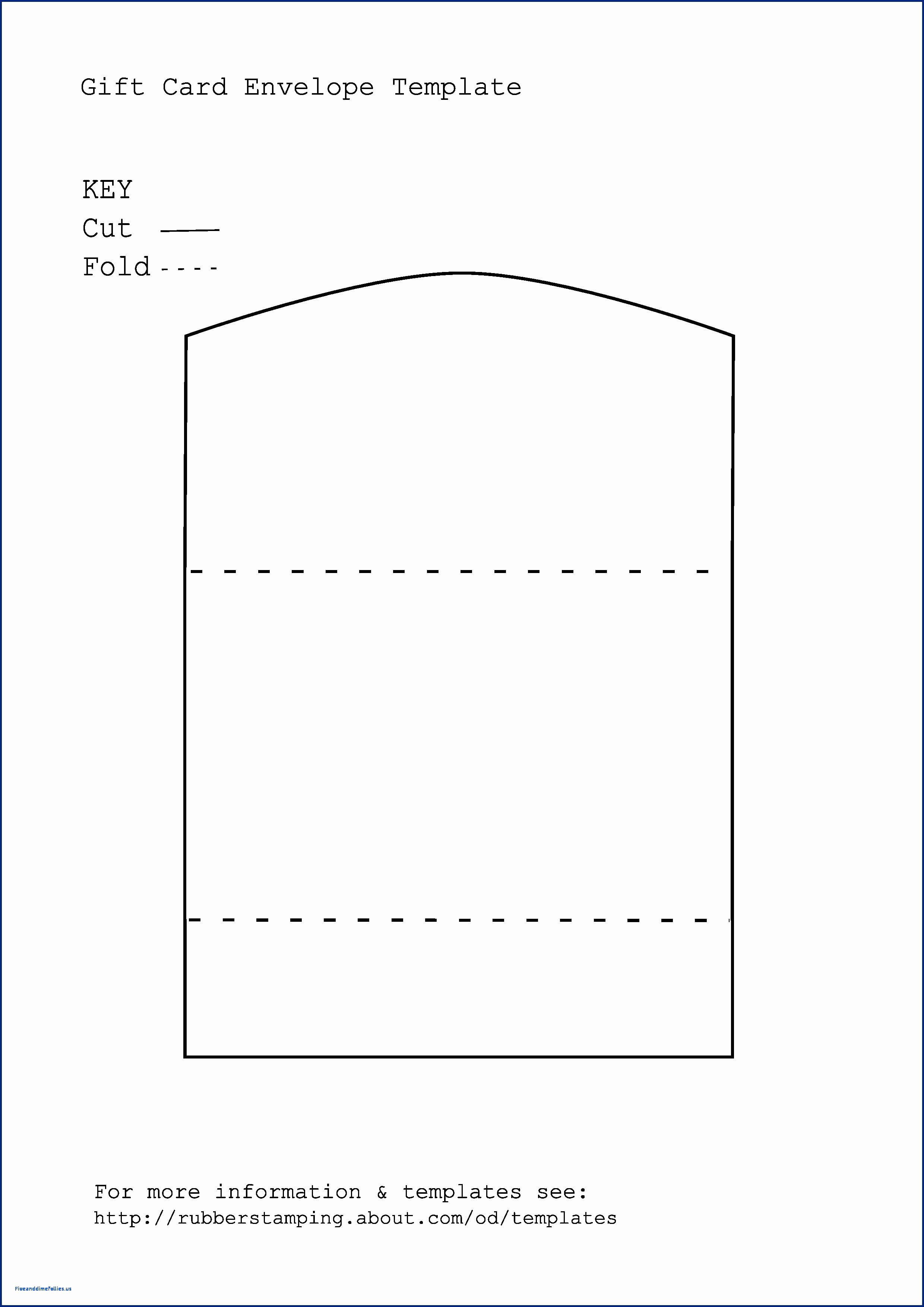 41 Fresh s Remittance Envelope Template Word