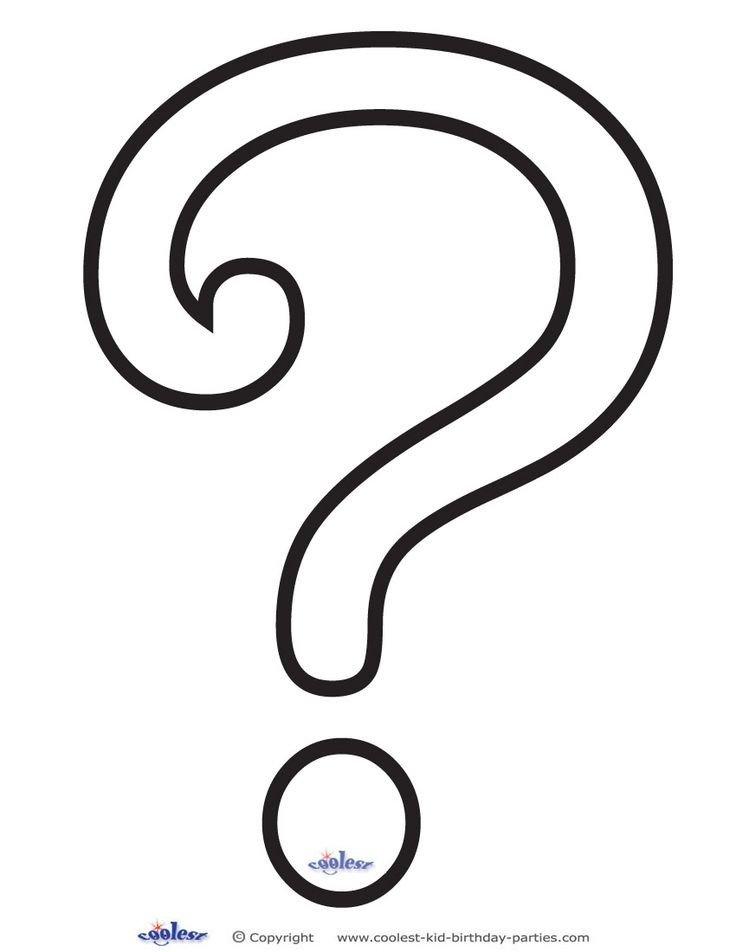 Question mark for Riddler costume …