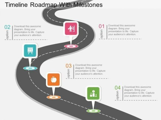 Roadmap Powerpoint Template Free 11 Best Inspiration Roadmap Poster Images On Pinterest