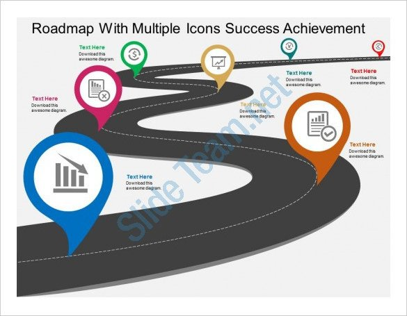 Roadmap Powerpoint Template Free 36 Powerpoint Templates Free Ppt format Download