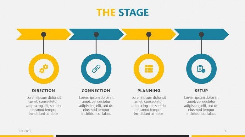 Roadmap Powerpoint Template Free Business Roadmap