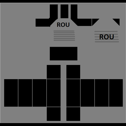 Roblox Vest Template Shirt Template Bullet Proof Vest Roblox