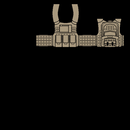 Roblox Vest Template Tactical Vest Roblox
