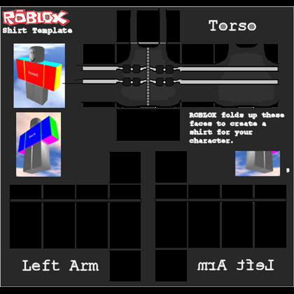 Roblox Vest Template Vest Template to Sell Roblox