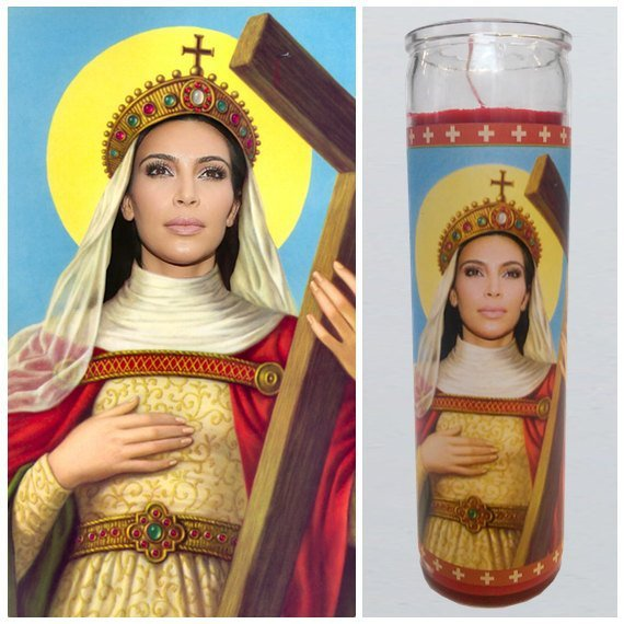 Saint Candle Template Best Gag Ts for Christmas 2015 Business Insider