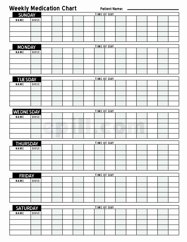 Schedule Of Availability Template 14 15 Schedule Availability Template