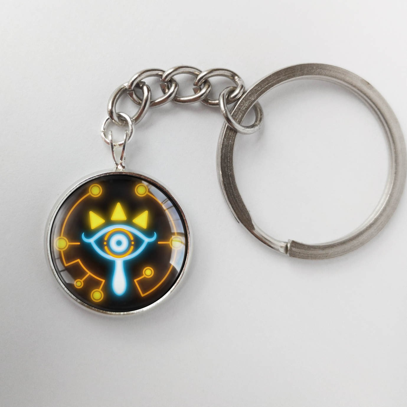 Sheikah Slate Template Zelda Botw Sheikah Slate Eye Symbol Breath Of the Wild Key