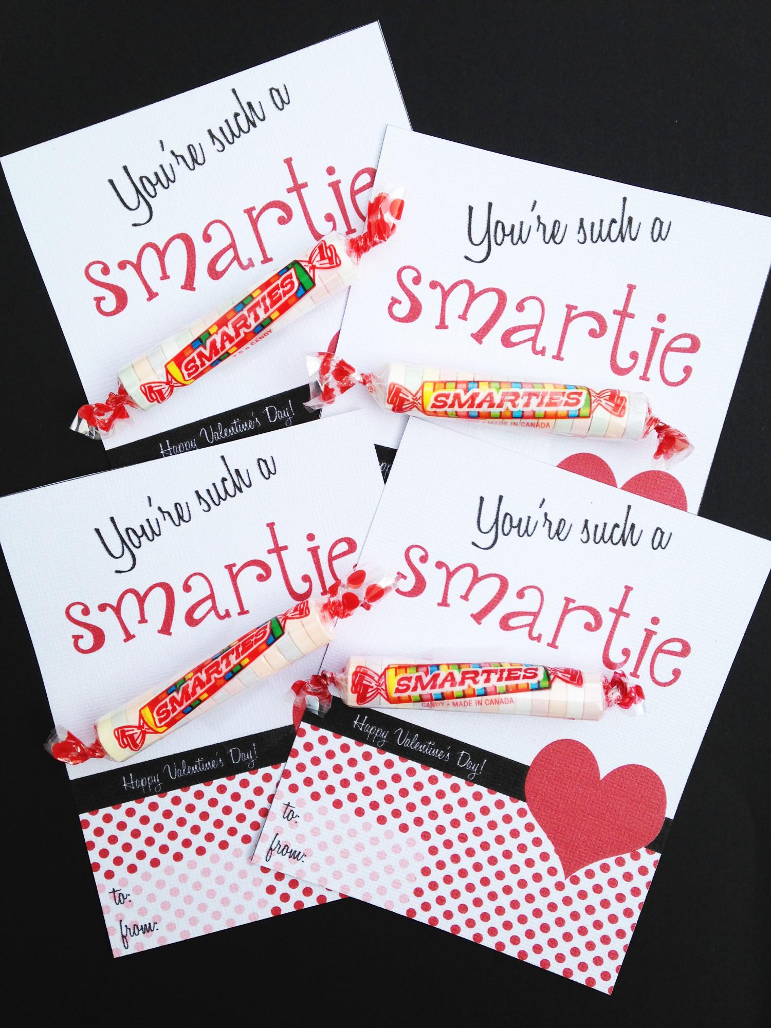 Smartie Pants Printable Template Free Printable Classroom Valentines