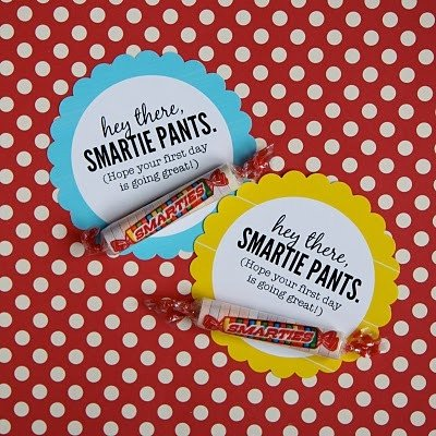 Smartie Pants Printable Template Smartie Pants Printable S and for