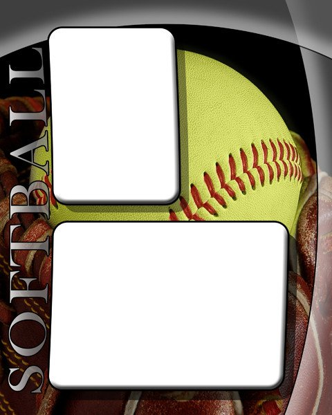 Softball Templates