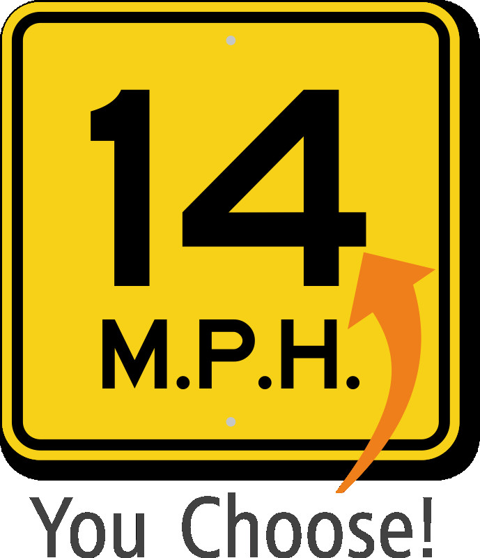 Speed Limit Sign Template Custom Speed Limit Sign Templates