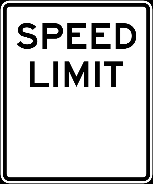 File Speed Limit blank signg Wikimedia mons