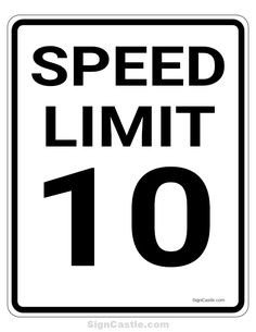 Speed Limit Sign Template Free Caution Wet Floor Printable Sign Template