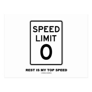 Speed Limit Sign Template Speed Limit Sign Postcards Speed Limit Sign Postcard