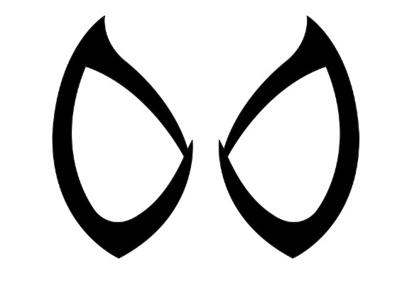 Spiderman Eye Template Mrbibou S Spider Man Ic Suit now with Pics From the